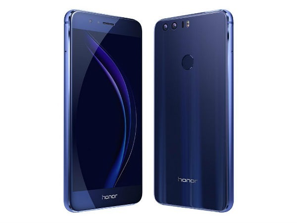 The Dual Camera Honor 8 ticks all the right boxes