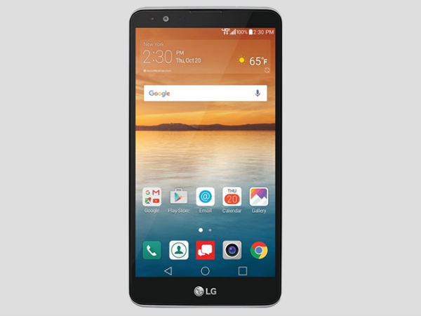 Verizon Wireless Launches LG Stylo 2 V, MediaTek-Powered Smartphone