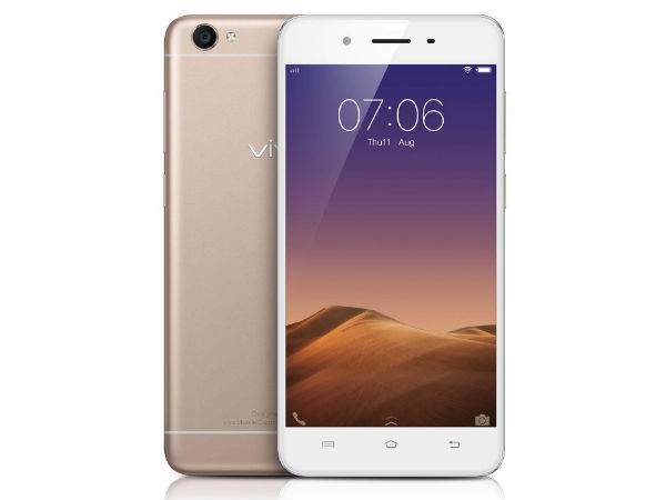 Vivo Y55L with Reliance Jio 4G SIM Support Launched at Rs. 11,980