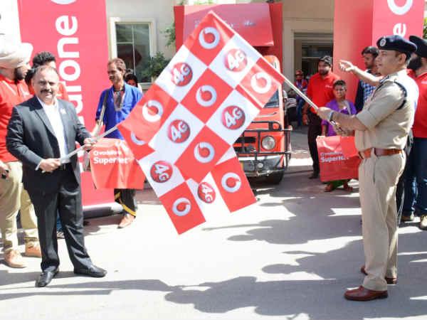 4G Data Tariff War: Vodafone Offers 20 GB 4G Data at Just Rs. 999