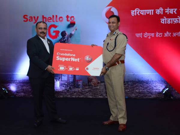 4G Data Tariff War: Vodafone Offers 20 GB 4G Data at Just Rs. 999