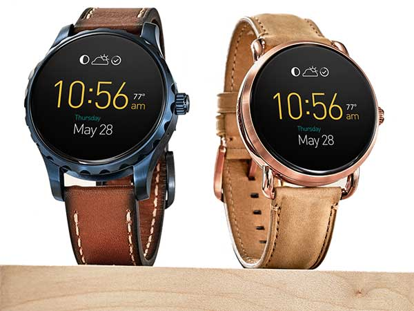 Fossil to launch Q Marshal, Q Wander and one other series ...
