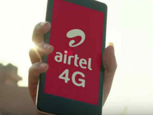 Airtel offers 10 GB 4G Data for Rs. 249