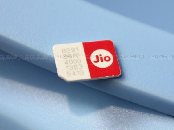 Buy Jio SIM from online