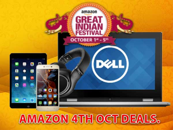 Amazon Great Indian Festive Sale: Avail Up to 60% Off on Smartphones