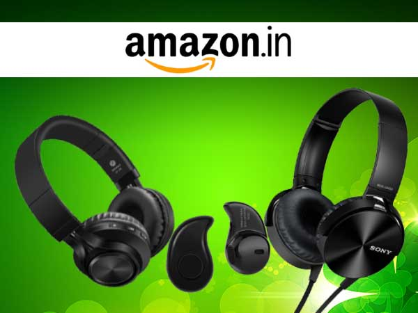 Dasara offers: Up to 80% Off on Headphones for your Smartphones