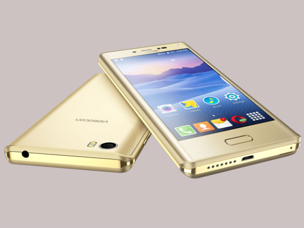 Videocon Ultra50 Flagship Smartphone with Curved Bezel Display Launched at Rs. 8,990