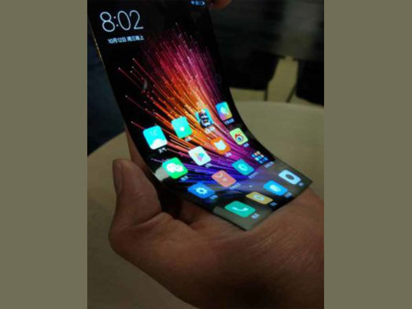 Xiaomi Reportedly Working on Bendable Display Concept [Leaked]