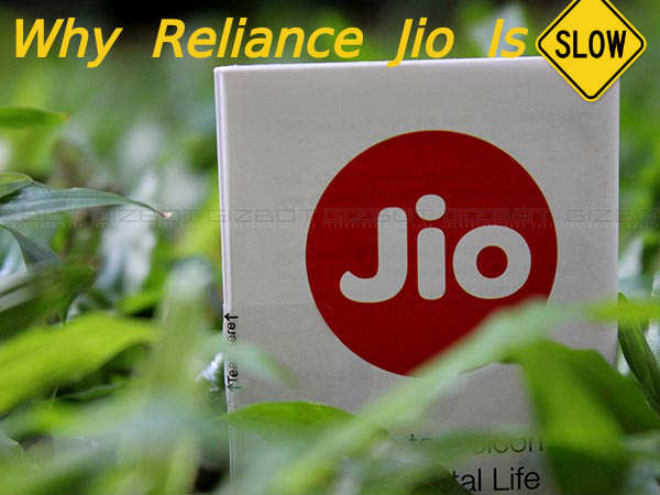 Here's Why Reliance Jio 4G Data Speed is Slow: 5 Things to Know