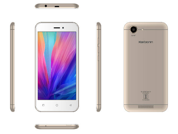 Karbonn launches two new smartphones