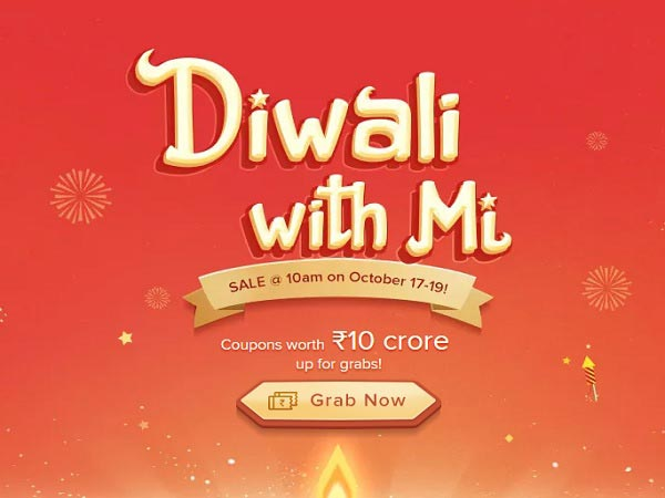 Mi Diwali Sale: Top 5 deals to watch out for