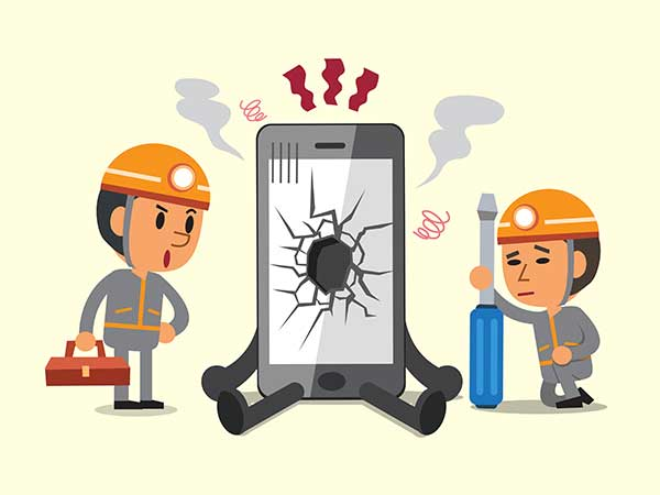 4 Ways to Operate Your Broken SmartPhone from A PC