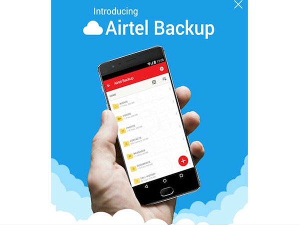 4 Easy Steps to Use Airtel's 2GB Free Cloud Storage
