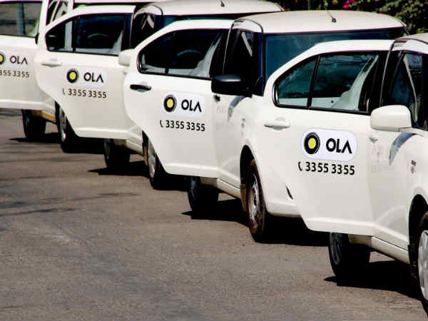 Follow these 5 Simple Steps to Book an Ola Cab Without Internet
