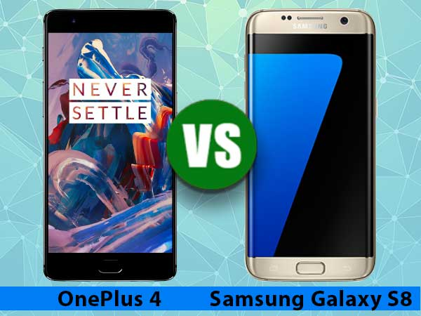 Samsung Galaxy S8 vs OnePlus 4: Which Upcoming Smartphone Will be a Flagship Killer?