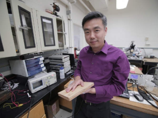 Novel method to turn footsteps into usable electricity