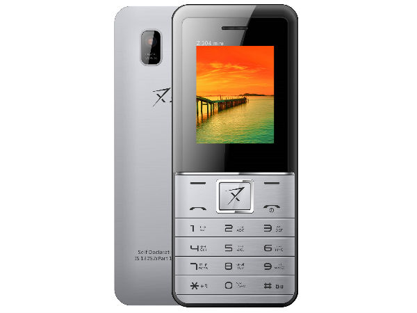 Ziox Mobiles Launches Z304 mini and Z23 Priced at Rs. 1,193
