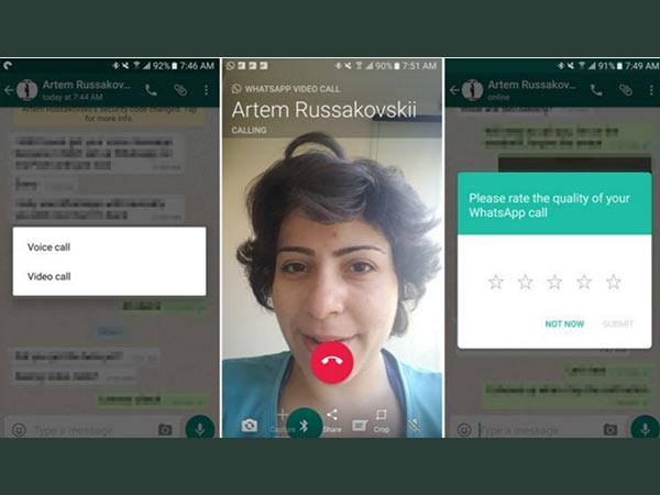Fix WhatsApp Video Calling Feature Issue