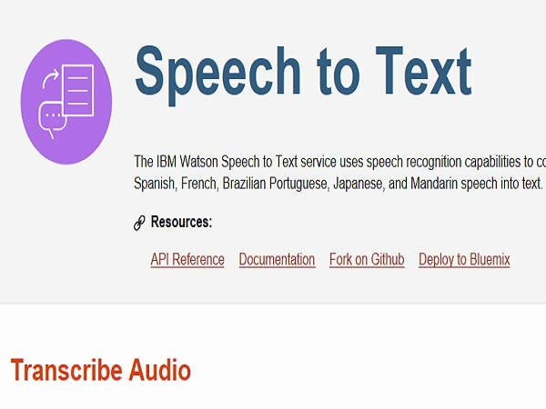 5 Easy Steps to Convert Audio into Text File - Gizbot News