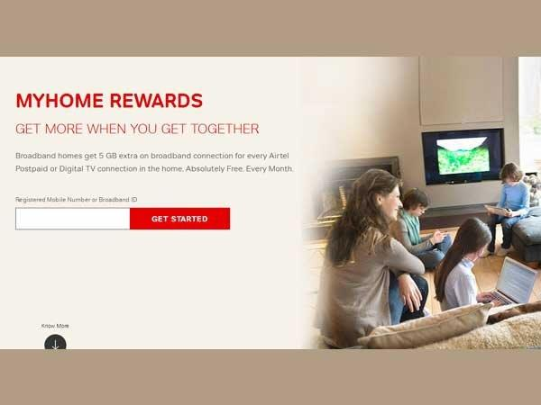 #1 Login with Your Airtel Broadband Account