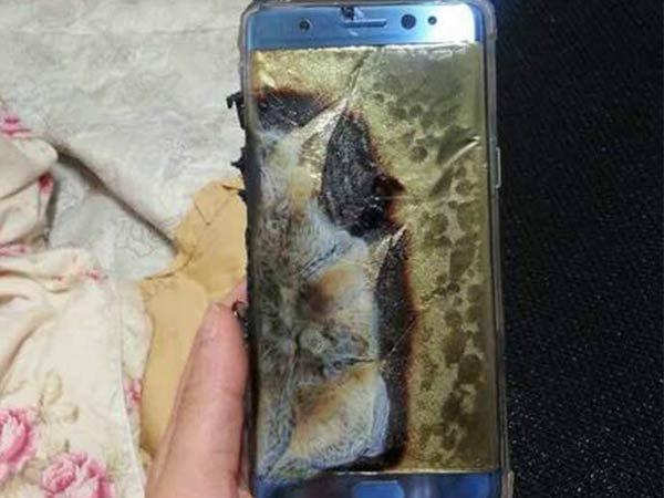 Samsung Galaxy Note 7 Explode Created a Massacre