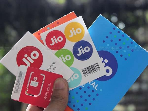 Jio SIM's Already Been Authenticated
