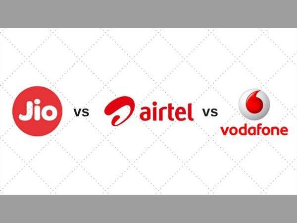 Reliance Jio Call Drops With Airtel and Vodafone