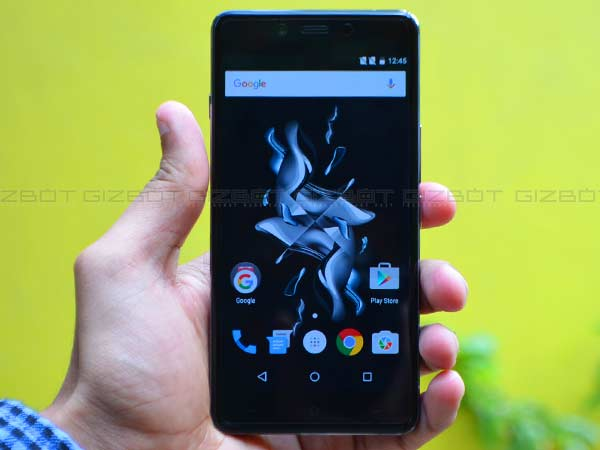 The successor to OnePlus X?