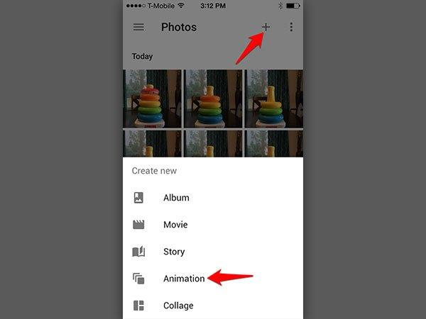 #2 Disconnect the Internet and Open Google Photos