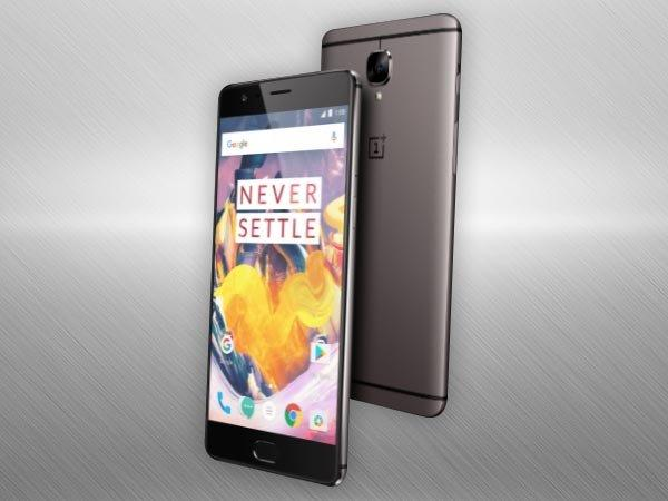 OnePlus 3T smartphone in India soon
