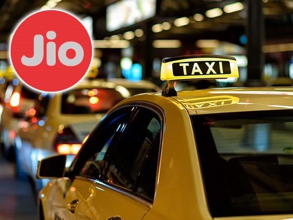 Jio May Launch Cab Service