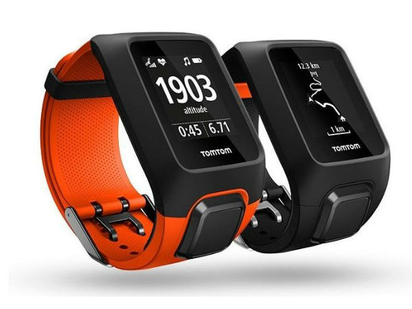TomTom launched 3 Werable Gadgets