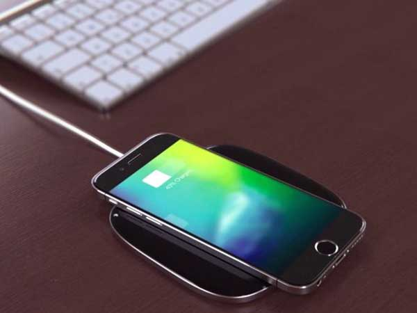 Wireless charging most likely