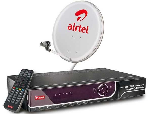 Get Free 5GB Data on Airtel DTH, Broadband and Postpaid Connection