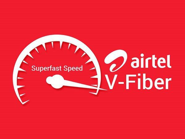 Airtel V-Fiber Launched to Combat Reliance Jio GigaFiber: FAQs