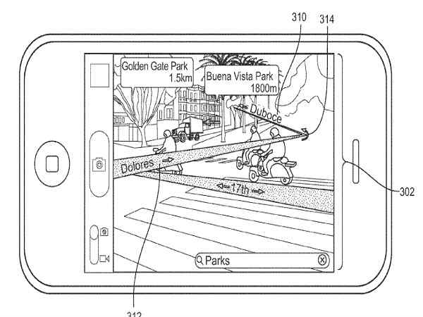 Apple iPhone's Camera App May Soon Get Augmented Reality Features