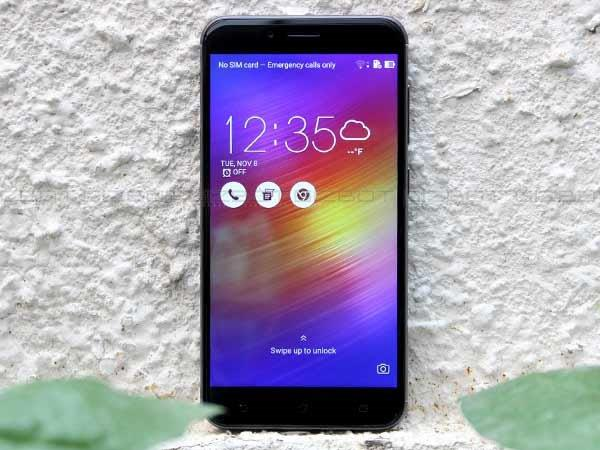 Asus Zenfone 3 Max First Impressions: Big Battery, Neat Design