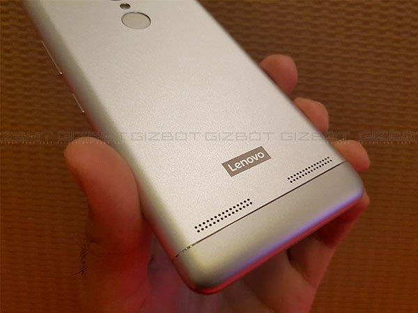 Our First Impressions of Lenovo K6 Power Budget Smartphone
