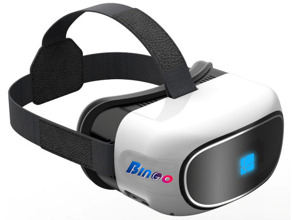 Bingo Technologies Unveils VR Glass G-200 with Wi-Fi & 3D at Rs. 5,999