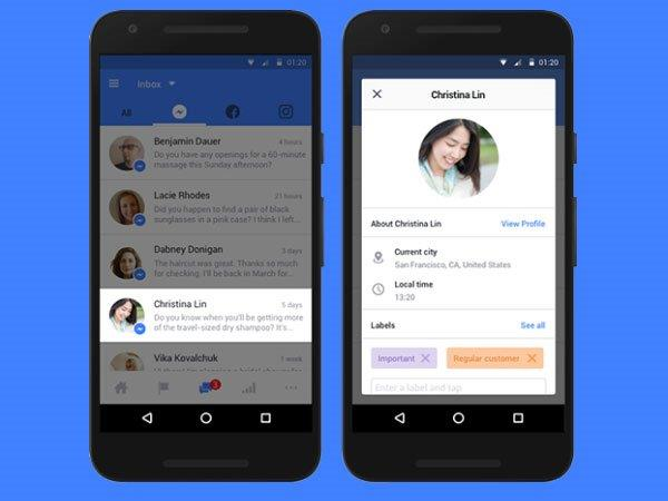 Facebook Launches New Updated Inbox: All You Need to Know