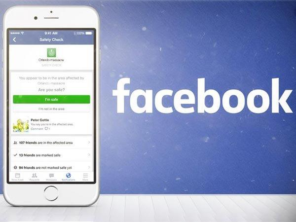 Here's How Facebook Users Can Activate Safety Check