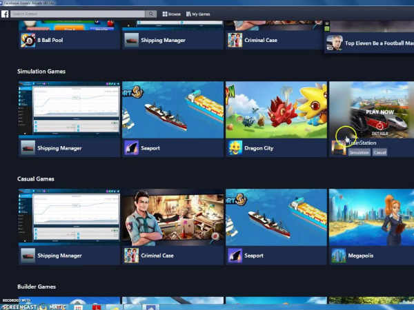 Facebook officially announces Windows desktop gaming platform