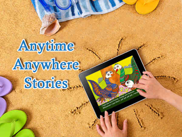 FunDooDaa Books: 3 Features of Multilingual Story App for Kids