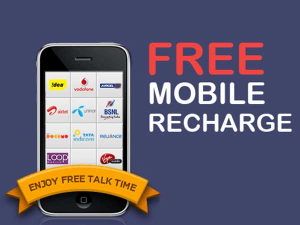 Get Unlimited Internet and Talktime For Free on Airtel, Vodafone, Idea