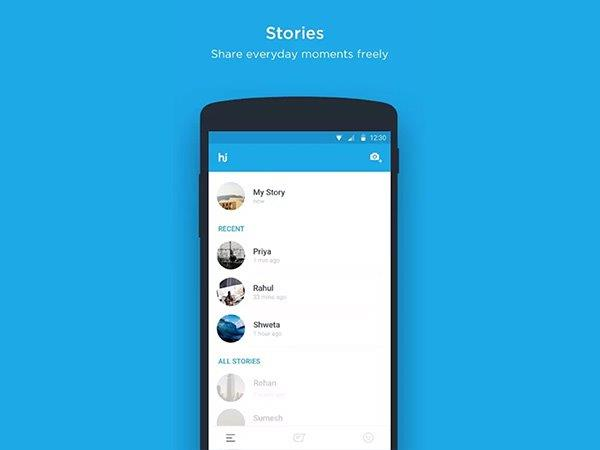 Hike Aims to Be the Desi Version of Snapchat