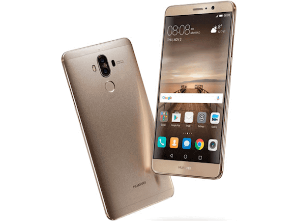 Huawei Mate 9 and Porsche Design Mate 9 Launched