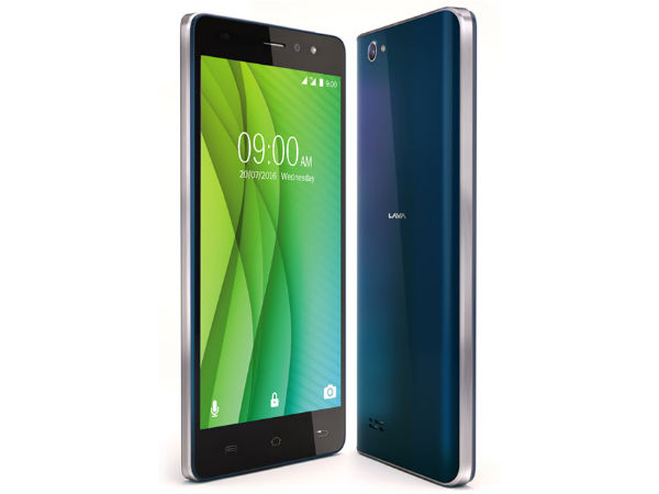 Lava X50+ With 4G VoLTE is Priced at Rs. 9,199!