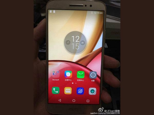 Motorola Moto M Leaked Yet Again: Might Come with MediaTek Helio P15