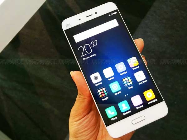 Xiaomi Mi 6 Prototype Images Leaked Online