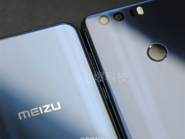 Real Life Images of the Meizu X Smartphone Leaked Online